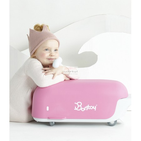 BONTOY RIDE-ON TOY PINK BOTO