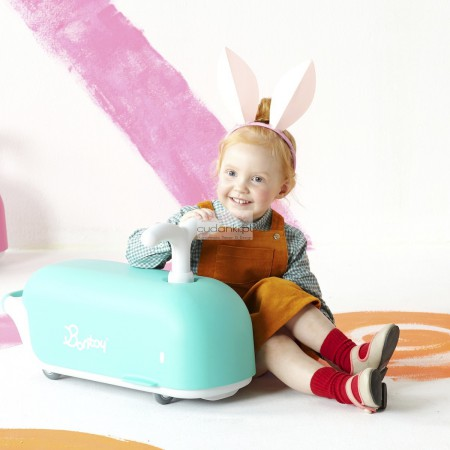 BONTOY RIDE-ON TOY MINT VIKI