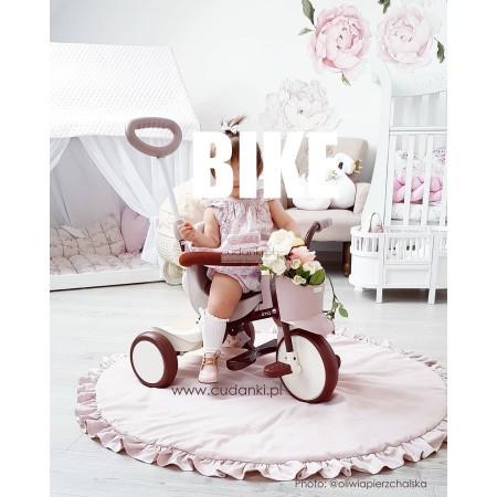 IIMO BIKE POLAND rowerek trójkołowy EKSKLUZYWNY rower Comfort Brown