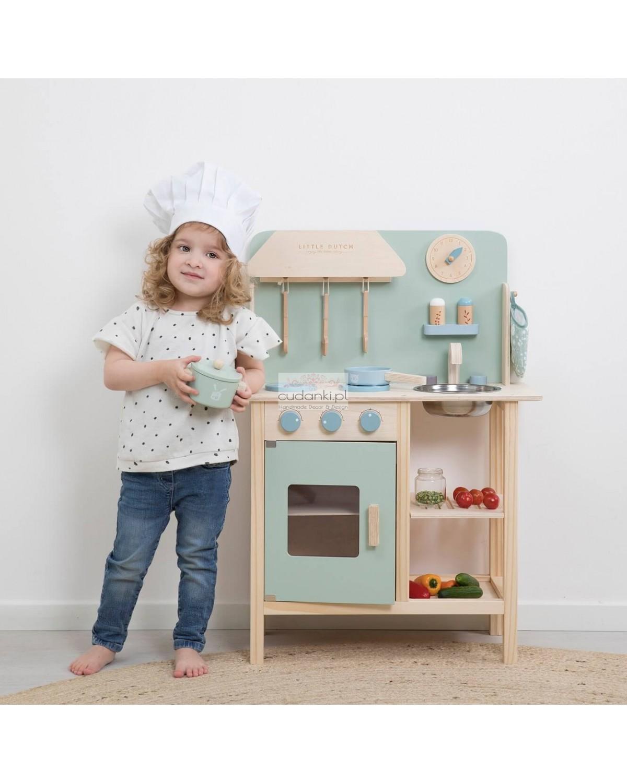 Kuchnia Drewniana Little Dutch Dla Dzieci Wysokiej Jakości