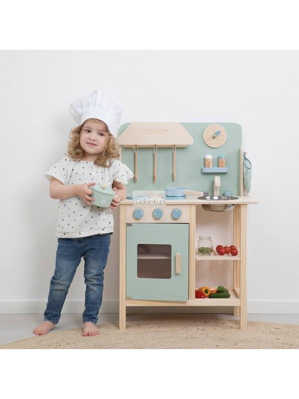 Drewniana Kuchnia LITTLE DUTCH Dla Dzieci Wysoka Jakość
