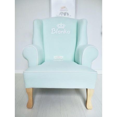 Fotel dla dzieci uszatek ALICE