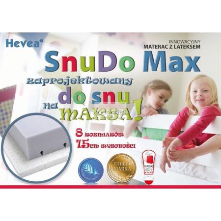 MATERAC WYSOKOELASTYCZNY HEVEA SnuDo MAX