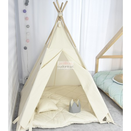 Natural TEEPEE set Exlusive V-line collection