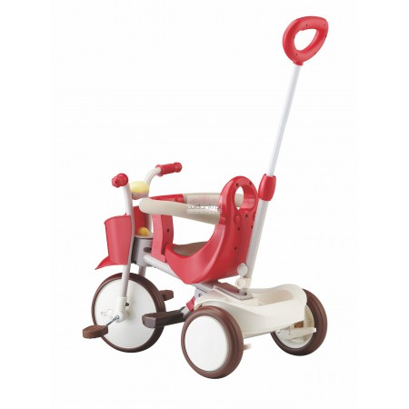 IIMO BIKE trójkołowy rowerek Vital Red