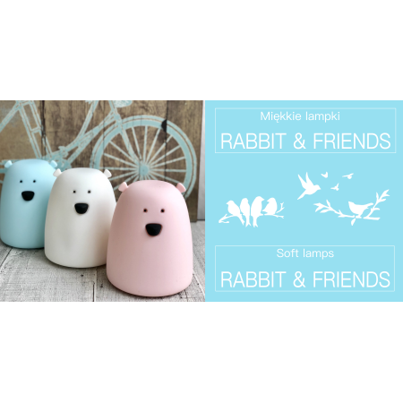 RABBIT & FRIENDS