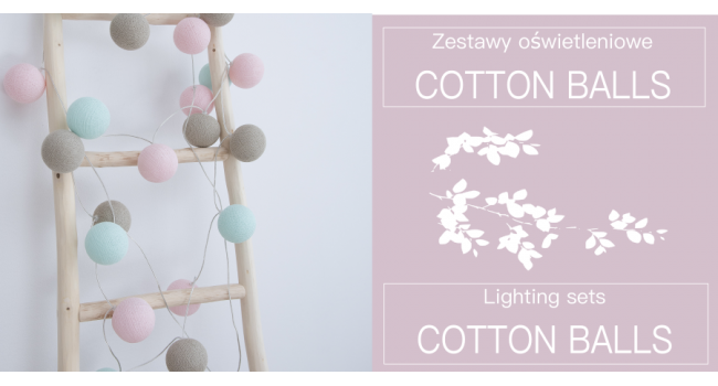 COTTON & LIGHT