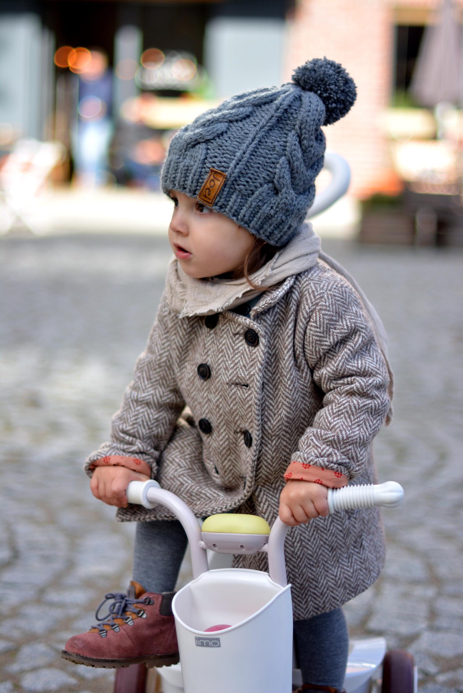 IIMO ekskluzywny trójkołowy rowerek rower