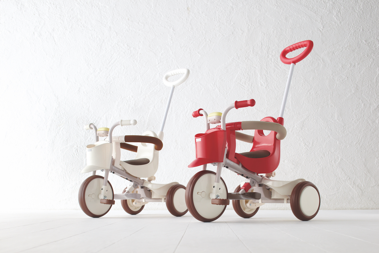 IIMO rowerek red