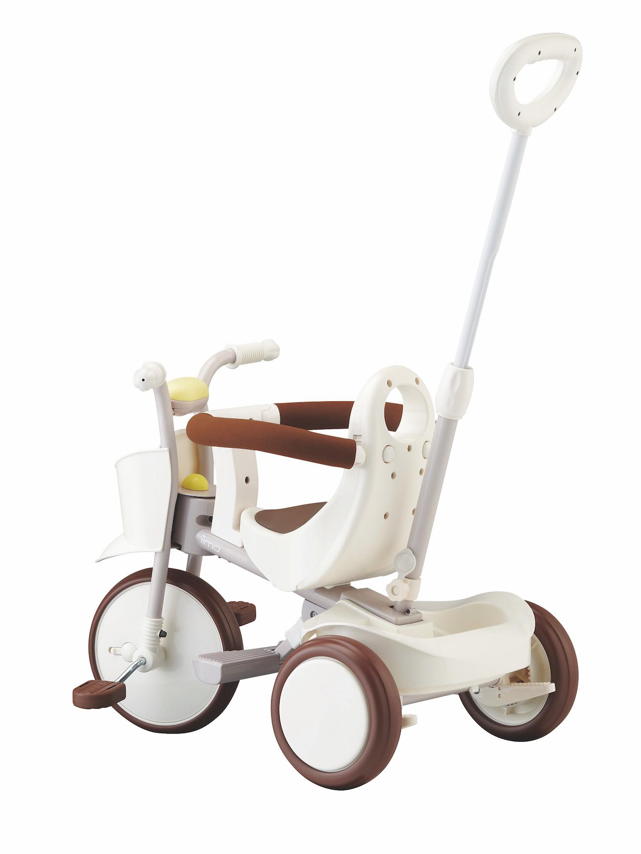 IIMO BIKE rowerek trójkołowy