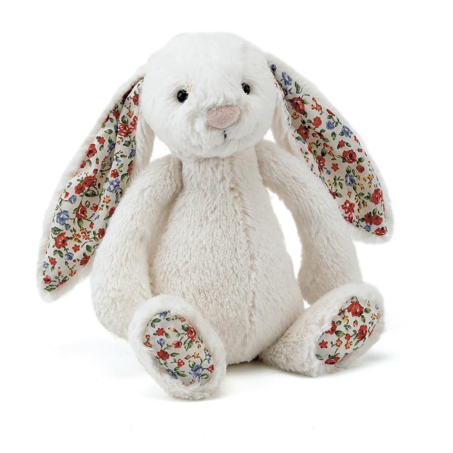 Jallycat pink rabbit