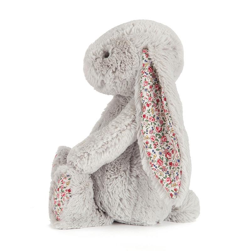 Szary silver królik króliczek przytulanka JallyCat