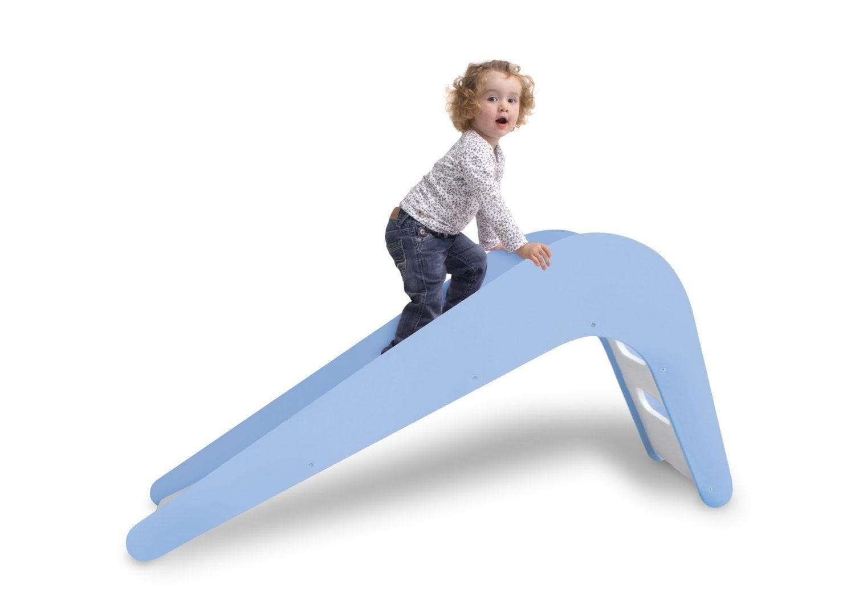 jupiduu slide blue niebieska zjeżdżalnia
