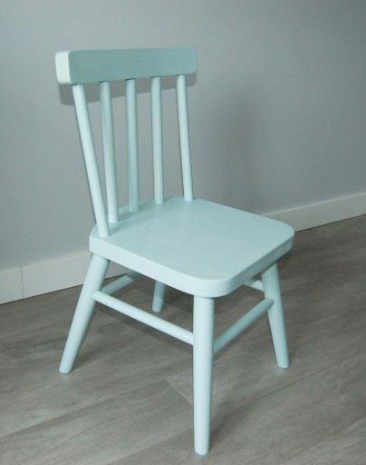 krzesełko dziecięce vintage