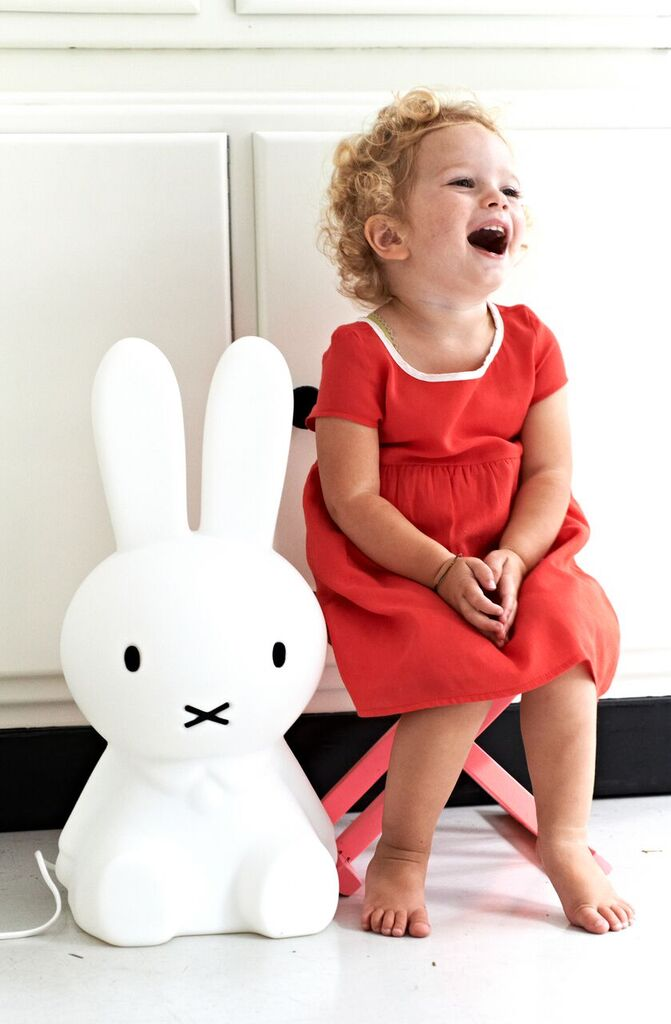 Mr Maria Lapma Miffy S królik króliczek Miffy MrMaria LED