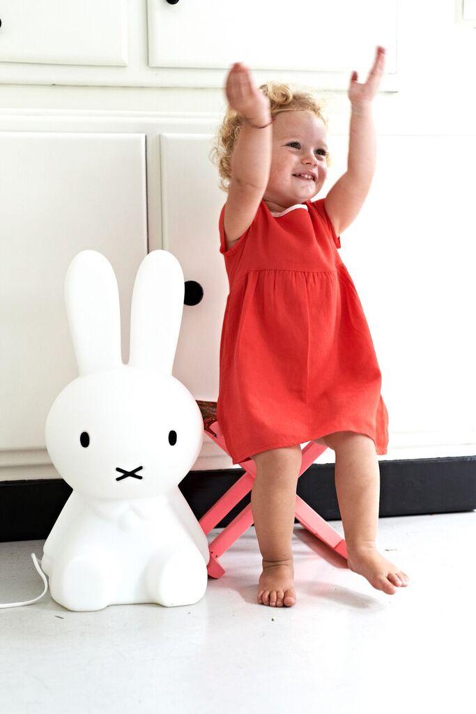 Mr Maria Lapma królik króliczek Miffy MrMaria LED