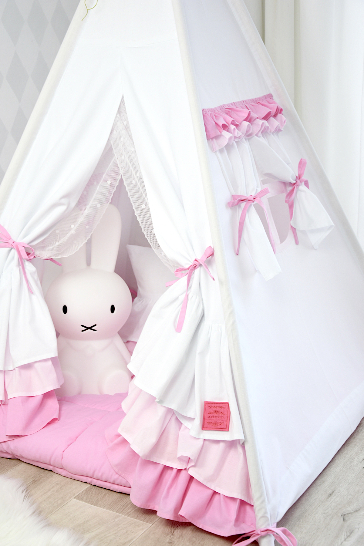 Lily teepee tent zelt hight quality premium line