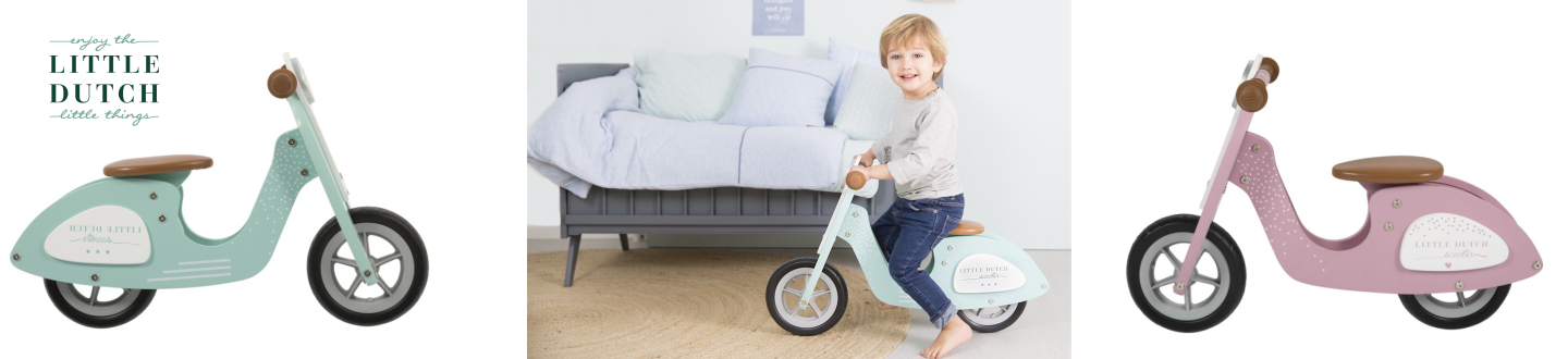Little Dutch balance bike