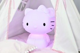 Hello Kitty Lamp Right Now in Poland
